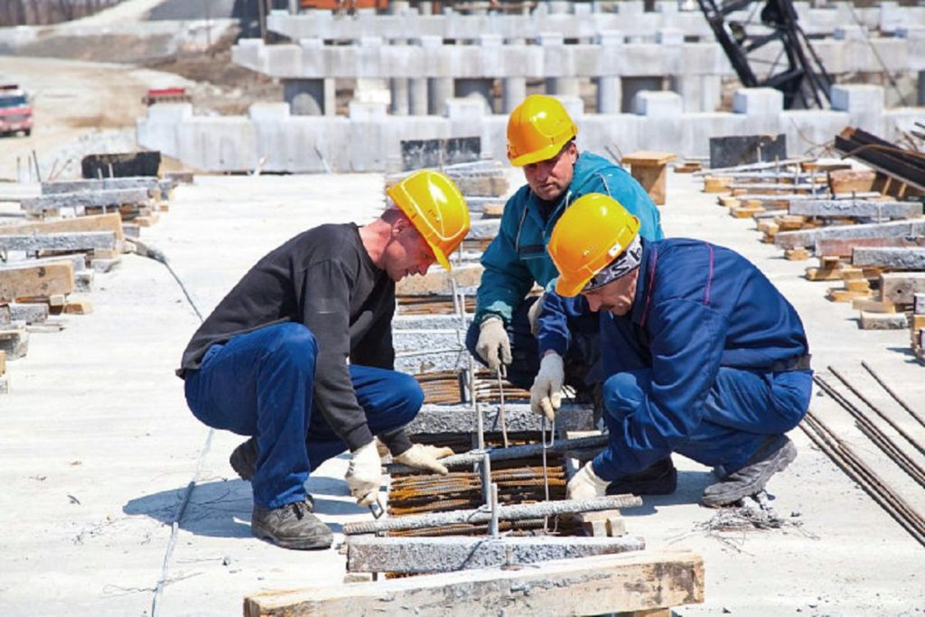 Снять жилье для иностранной строительной бригады в СПб